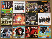Продам новые диски Roc/Pop/Classic-music на CD / MP3